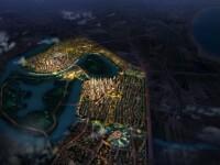 Viitorul, mai aproape decat credem. Vezi GALERIE FOTO cu orasul in care nu exista poluare