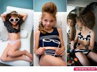 Un nou scandal in Franta: fetite care pozeaza sexy in lenjerie intima