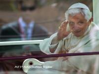 Papa Benedict al XVI-lea, dat in judecata de un neamt. Ce motiv a invocat reclamantul