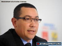 Victor Ponta: Prin revocarea lui Lazaroiu,