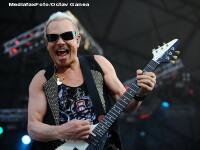 Scorpions si Smokie vor concerta la Cluj-Napoca, pe 8 si 9 octombrie