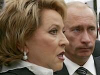 Cea mai puternica femeie din Rusia dupa Ecaterina cea Mare. Cine este apropiata lui Putin