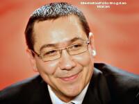Ponta: Mazare este numarul 1 in PSD la petreceri, il sprijin in batalia cu Udrea