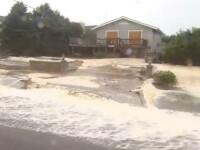 Bilantul mortilor in urma uraganului Irene a ajuns la 41. Pagubele: peste 10 miliarde de dolari