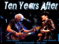 Concert Ten Years After la Bucuresti, pe 23 octombrie 2011