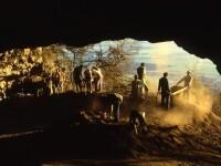 Istoria lumii, rescrisa de obiectele gasite intr-o pestera din Africa.