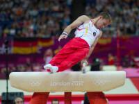Gimnastul Flavius Koczi a fost retras din finala la individual compus