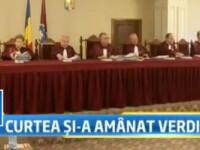 Basescu e lasat sa astepte. Antonescu ramane interimar pana pe 12 septembrie. MOTIVAREA CURTII