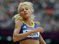 JO 2012: Atleta Cristina Bujin a ratat calificarea in finala. Programul sportivilor romani de vineri