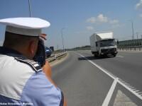 Un tanar prins de radar cu 166km/h intr-o zona in care limita de viteza era de 60km/h