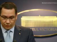 Victor Ponta: Relatiile intre Germania si Romania nu pot fi stricate nici de oameni politici ca mine