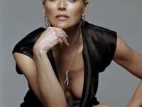 Sharon Stone a chemat salvarea ca a muscat-o o albina.Vezi alte tragedii de pe platourile de filmare