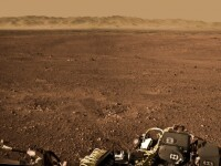 FOTO NASA. Poza de pe Marte care ii pune pe ganduri pe savanti.