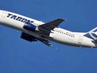 Probleme pentru o cursa Tarom Bucuresti - Cluj. Avionul s-a intors pe Otopeni din cauza unor defectiuni tehnice