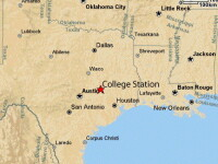 Atac armat langa un campus universitar din Texas. Trei barbati, dintre care un politist, au murit