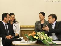Antonescu: Ambasadorul SUA este partinitor, Basescu incearca sa genereze un asediu asupra statului