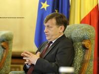 Antonescu: Numirea la MJ, functionarea unor institutii, anchete penale - prioritati ale Guvernului