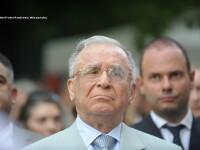 Iliescu: Basescu a avut o iesire cam precipitata anuntand referendum, dar nu e nicio problema