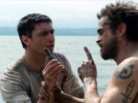 Actorul roman Dragos Bucur, salvat in ultimul moment de la o bataie