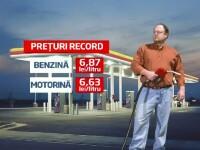 Carburantii ne dau frisoane. Motorina si benzina s-au scumpit in medie cu 9 bani pe litru