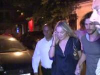 Sharon Stone si Andy Garcia au petrecut intr-un local pretentios din centrul Bucurestiului
