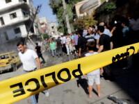 27 de oameni au murit la Damasc, capitala Siriei, dupa un atentat cu o masina capcana