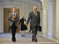 Varujan Vosganian a mers la Palatul Cotroceni ca sa-l \