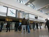 Alertă cu bombă la Aeroportul Otopeni. Un avion care se pregătea să decoleze a fost întors din drum