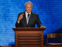 Mitt Romney se va lupta cu Barack Obama la alegerile prezidentiale. Clint Eastwood il sustine. VIDEO
