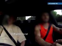 Reactia Politiei Romane dupa ce un tanar s-a filmat in timp ce mergea cu 200 km la ora pe sosea