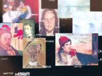 Rezultatul final al expertizei: trei dintre tablourile furate din Rotterdam au fost arse in soba