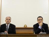 Isarescu refuza sa comenteze vehicularea propunerii tandemului Ponta-Isarescu pentru alegerile 2014
