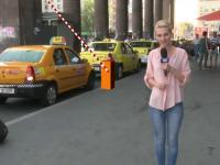 Taxiurile pirat de la Gara de Nord dispar.Noul sistem care va permite accesul companiilor autorizate