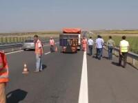 Autostrada Arad-Timisoara a fost inaugurata. Cum arata un drum care
