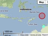 Cutremur cu magnitudinea 6,3 in Indonezia. Nu exista risc de tsunami