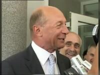Traian Basescu se viseaza pe mare. Luni a inceput cursurile de reconfimare a brevetului de comandant