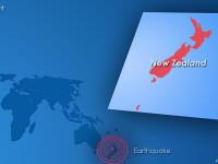 Cutremur cu magnitudinea de 6,8 in Noua Zeelanda. Nu a fost data alerta de tsunami
