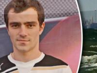 Trupul actorului Cristian Grigorescu, gasit la malul Marii Negre. Steagul ROSU, arborat pe litoral