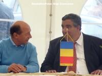 Presedintele Basescu: Florin Cioaba a fost un adevarat lider si un sprijin pentru comunitatea roma