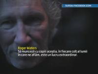 O saptamana pana la cea mai mare productie muzicala din tara: copiii care vor canta cu Roger Waters