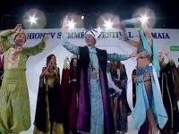 Radu Mazare a fost sultan la ultima editie a carnavalului de la Mamaia