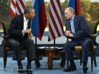 Soarta Siriei se poate decide in Rusia, la summit-ul G-20. Obama si Putin, fata in fata