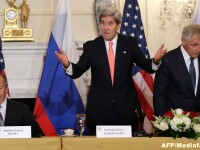 John Kerry: O criza bugetara prelungita risca sa afecteze pozitia SUA la nivel mondial
