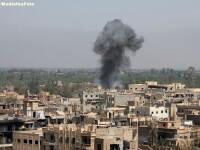 Senatul american a facut primul pas pentru aprobarea unei interventii in Siria