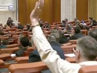 Comisia speciala pentru Rosia Montana va fi condusa de senatorul PSD Darius Valcov. Opozitia, lipsa