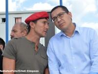 Mazare, catre un revolutionar care cerea drepturi la inaugurarea unor locuinte sociale: Milogule!