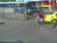 16 persoane, ranite grav la Istanbul dupa ce un soferul a pierdut controlul asupra unui autobuz si a intrat intr-o terasa