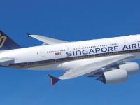 Un avion Singapore Airlines zbura in apropiere de avionul malaysian inaintea prabusirii in Ucraina