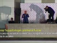 Recep Tayyip Erdogan a devenit primul presedinte al Turciei ales direct de popor. Mesajul pentru cei 77 de milioane de turci