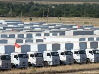 Criza in Ucraina. Moscova si Kievul au ajuns la un acord cu privire la ruta convoiului rusesc